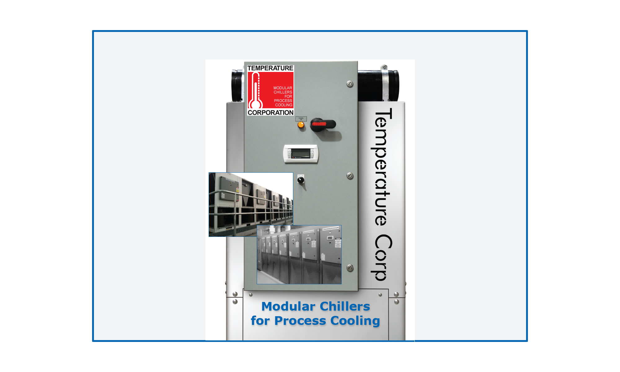 Modular Chillers For Process Cooling