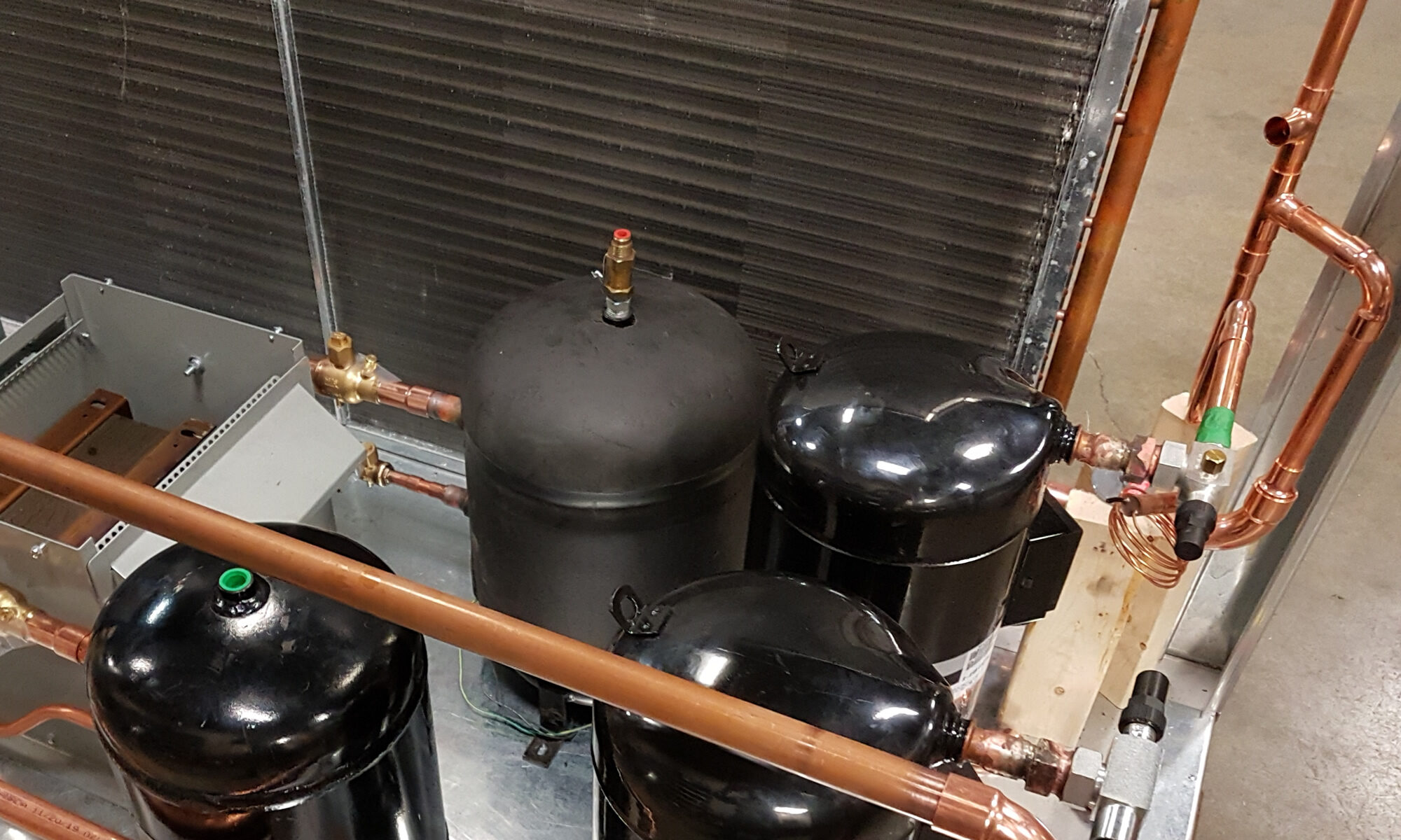 Micro Brewery Chillers